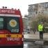 Zeci de persoane evacuate dintr-un bloc din Năvodari, după ce o locatară a ameninţat că aruncă imobilul în aer