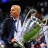 Zidane și-a prelungit contractul cu Real Madrid