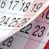 O sărbătoare legală se apropie. Urmează o nouă minivacanţă de 4 zile?!