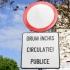 Constănțeni, de astăzi, se restricționează accesul auto în zona peninsulară